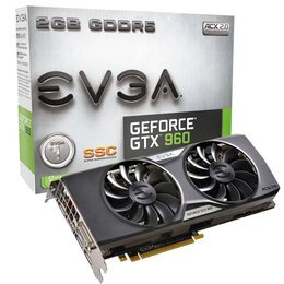 EVGA GTX 960 SSC ACX  Reviews