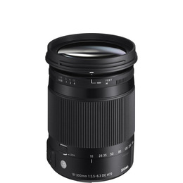 Sigma 18-300mm f/3.5-6.3 DC Macro HSM Contemporary Lens - Canon Fit Reviews