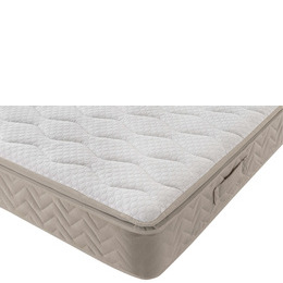 Silentnight Helsinki Miracoil Geltex Pillow Top Mattress Reviews