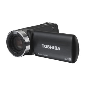 Photo of Toshiba Camileo X450 Camcorder