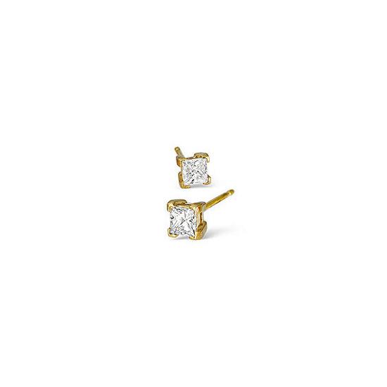 The Diamond Store g Vs Mens Earrings 0 15CT Single Earring Diamond 18KY