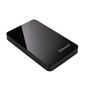 Photo of Intenso 250GB Memory Station; 250 GB; 5400 RPM; USB 2.0; 2.5 &Quot;; 8 MB; 33 MB/s External Hard Drive
