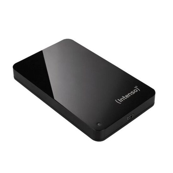 "Intenso 250GB Memory Station; 250 GB; 5400 RPM; USB 2.0; 2.5 ""; 8 MB; 33 MB/s"
