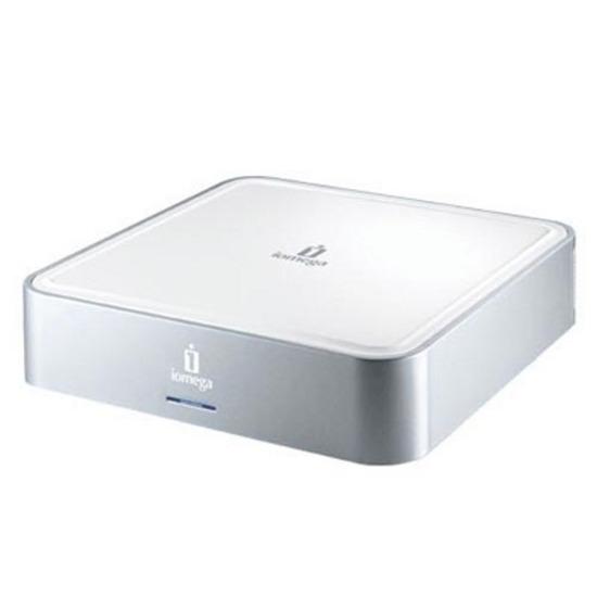 MiniMax Desktop Hard Drive 1TB; USB 2.0; FireWire 800