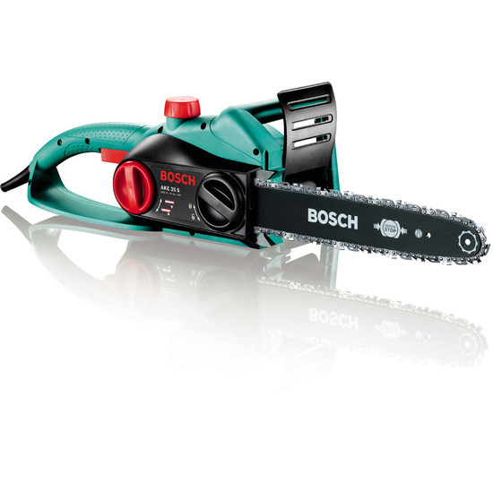 Bosch AKE 35 S Electric Chainsaw - Green