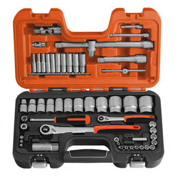 Bahco S560 56 Piece Socket and Mechanical Set 1/4in, 1/2in and Dyn. Drive Heads Reviews