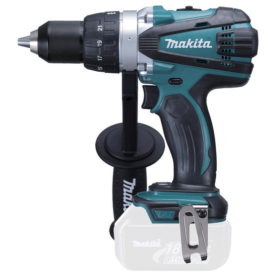 Makita DDF458Z 18v Cordless li-ion Compact 2-speed Drill Driver (Body Only)