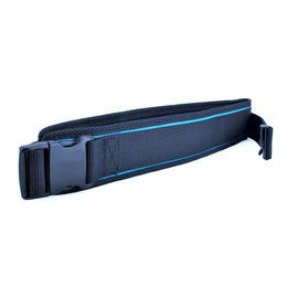 Makita 66-021B Quick Release Belt Black with Blue Stripe Reviews
