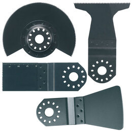 Makita B-30617 Floor Set 2 for Oscillating Multi Tools (4 Blades) Reviews