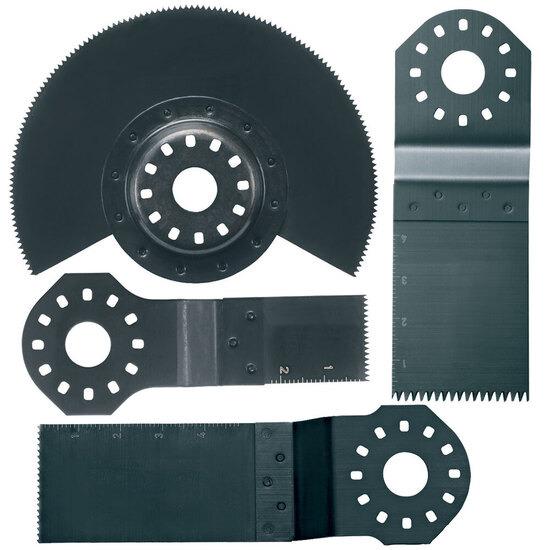 Makita B-30623 Plunge Cut Set for Oscillating Multi Tools (4 Blades)