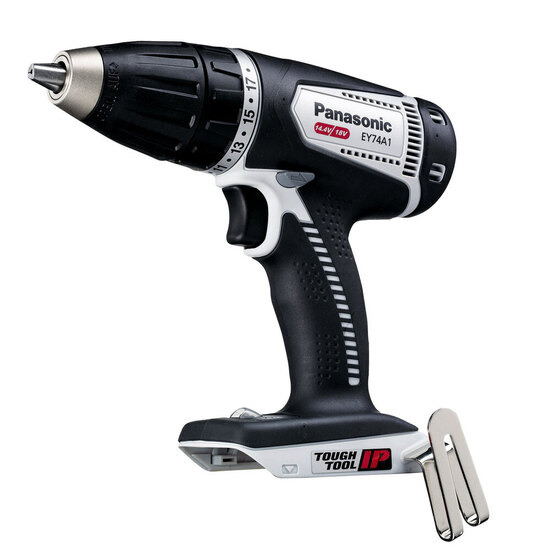 Panasonic EY74A1X32 14.4V/18V Dual Voltage Drill Driver (Body Only)