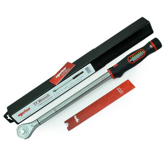 Norbar 13443 TTi200 Torque Wrench 1/2in Square Drive Adjustable 40 - 200 N.m