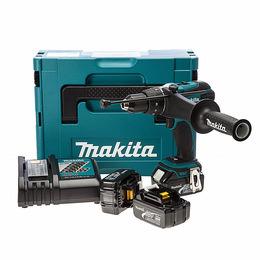Makita DHP458RF3J 18V Cordless li-ion Compact 2-speed Combi Drill (3 x 3.0Ah) Reviews