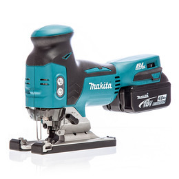 Makita DJV181RMJ 18V Cordless Brushless Li-ion Barrel Grip Jigsaw (2 x 4.0Ah) Reviews