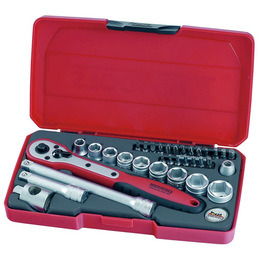 Teng T3834 Drive 34 Piece Socket Set 3/8 Inch Drive Reviews