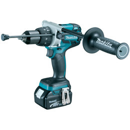 Makita DHP481RMJ 18V Cordless li-ion Brushless Combi Drill (2 x 4Ah Batteries) Reviews