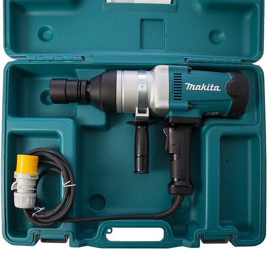 Makita TW1000 Impact Wrench 1 inch / 25mm Square Drive 110V