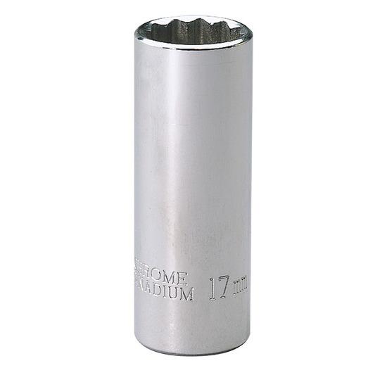 Draper 27109 (DT-MMB) Expert 16mm 3/8 Square Drive Hi-torq 12 Point Deep Socket
