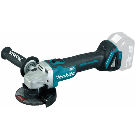 Makita DGA454Z Angle Grinder 18V Cordless Brushless li-ion (Body Only) 115mm