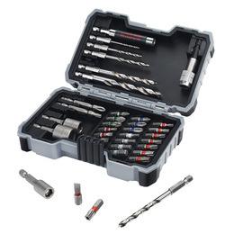Bosch 2607017327 HSS Drills for Wood / Screwdriver Bit Set 35 Piece Reviews