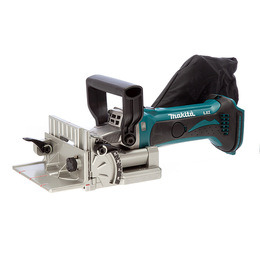 Makita DPJ180Z Biscuit Jointer 18V Cordless Li-Ion (Body Only) Reviews