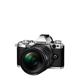 Olympus OM-D E-M5 Mark II Compact System Camera + 12-40mm Lens Reviews
