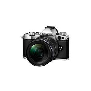 Photo of Olympus OM-D E-M5 Mark II Compact System Camera + 12-40MM Lens Digital Camera