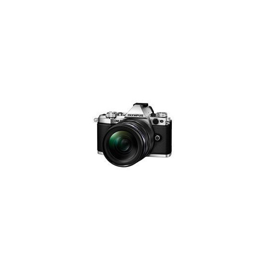 Olympus OM-D E-M5 Mark II Compact System Camera + 12-40mm Lens