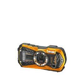 Ricoh WG-30 Wi-Fi Digital Camera in Orange Reviews
