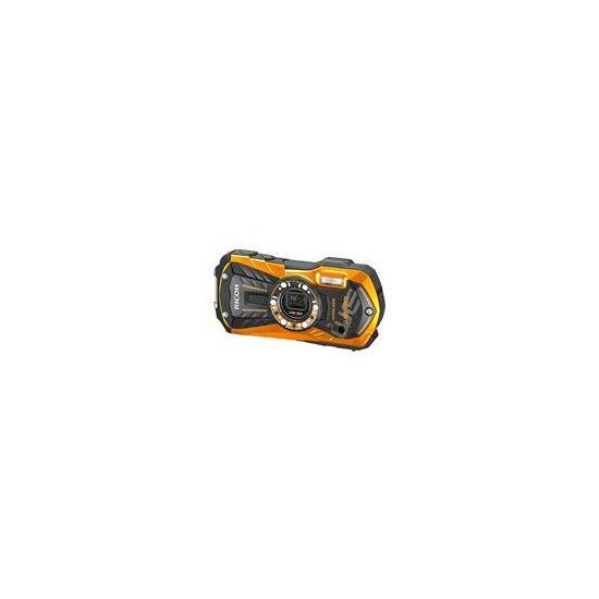 Ricoh WG-30 Wi-Fi Digital Camera in Orange