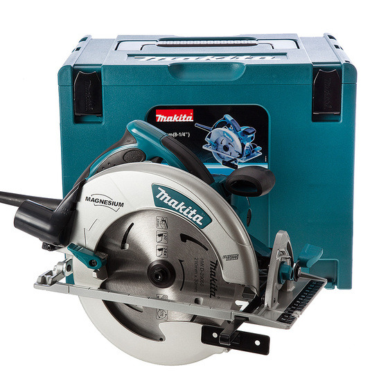 Makita 5008MGAJ 8/210mm Circular Saw in MakPac Carry Case 110V