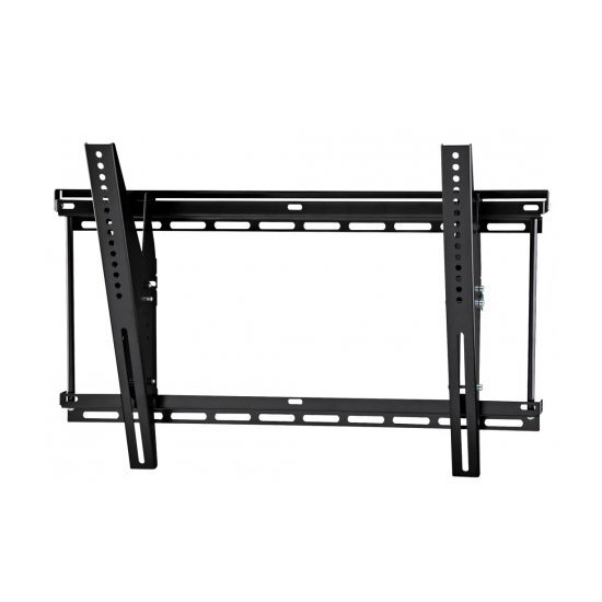 Omnimount OMN-2N1-L Black Slim Tilting Wall Mount 37 -63  TVs