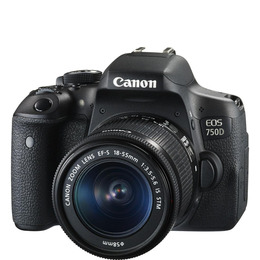 Canon EOS 750D with 18-55mm IS STM Lens Reviews