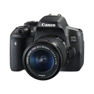 Photo of Canon EOS 750D With 18-55MM IS STM Lens Digital Camera