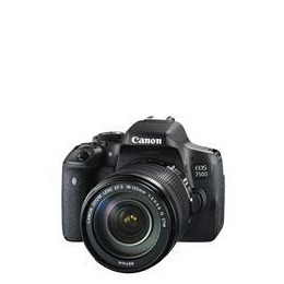 Canon EOS 750D with 18-135mm IS STM Lens Reviews