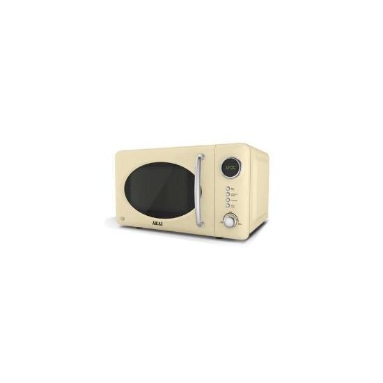 Akai A24006C 700w Digital microwave