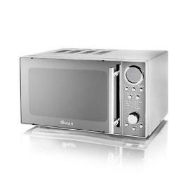 Swan SM3080N 800W Digital Microwave Reviews