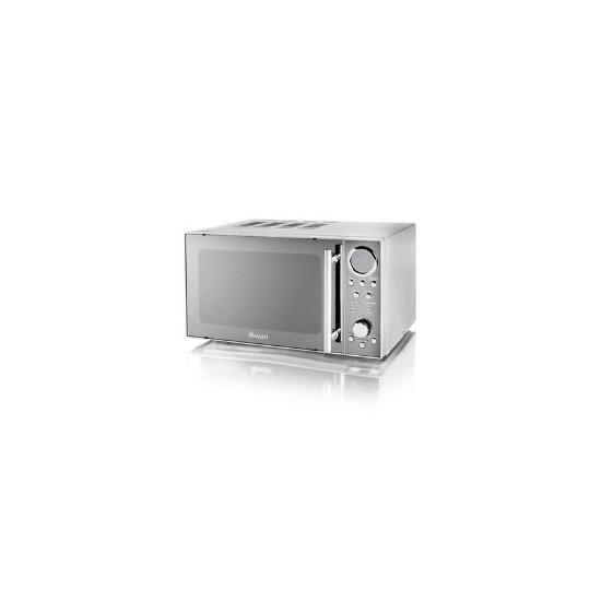 Swan SM3080N 800W Digital Microwave