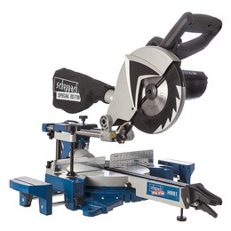 Scheppach HM81 Sliding Mitre Saw with Laser 8 Inch / 203mm 240V Reviews