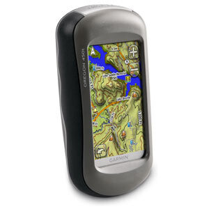 Photo of Garmin Oregon 450T Satellite Navigation