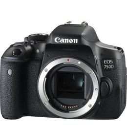 Canon EOS 750D Reviews