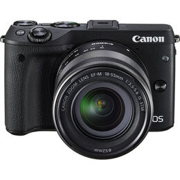 Canon EOS M3 with 18-55mm Lens Reviews