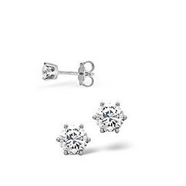 G/Vs Stud Earrings 0.20CT Diamond 18KW Reviews