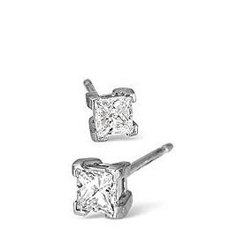 H/Si Stud Earrings 0.70CT Diamond In Platinum Reviews