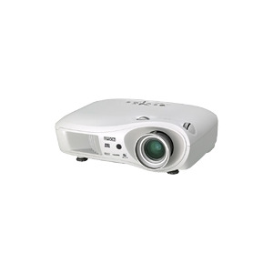 Photo of Epson EMP TW680 - LCD Projector - 1600 ANSI Lumens - 1280 X 720 - Widescreen - High Definition 720P Projector
