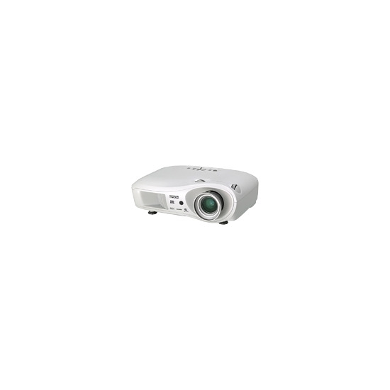 Epson EMP TW680 - LCD projector - 1600 ANSI lumens - 1280 x 720 - widescreen - High Definition 720p