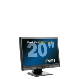 Iiyama Pro Lite E2001WSV-B1 Reviews