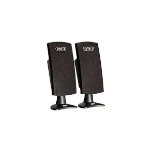 Photo of Sweex USB Speaker Set 120 Watt - PC Multimedia Speakers - USB - Black Speaker