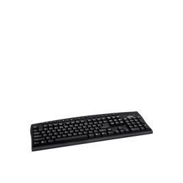 Sweex Multimedia Keyboard - Keyboard - PS/2 - black - UK Reviews