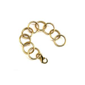 Photo of Carmen Romero 18K Gold Cruise Bracelet Jewellery Woman